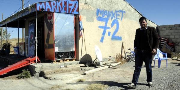 Bu Market Depremi Unutturmuyor