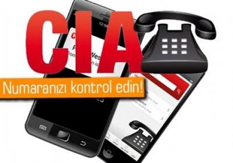 Bu Programa Dikkat CIA ( Caller Identification App )