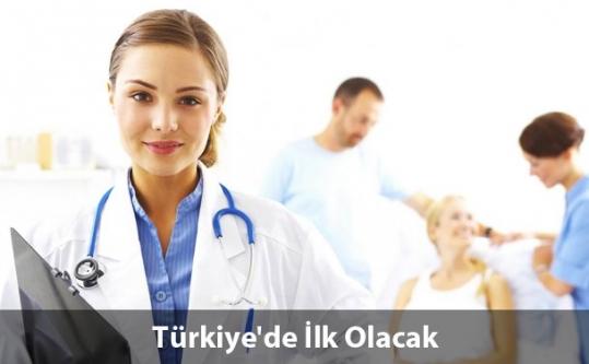 Bu uygulama Türkiye'de bir ilk olacak!