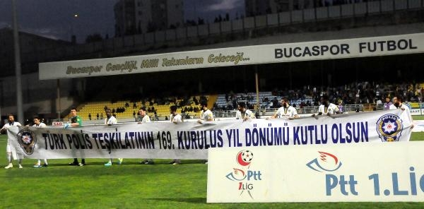 Bucaspor - Adanaspor Fotoğrafları