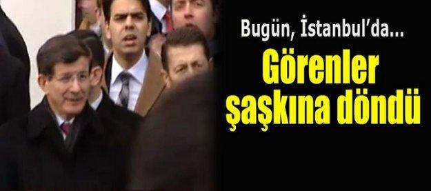 Bugün, İstanbul'da... Görenler şaşkına döndü!