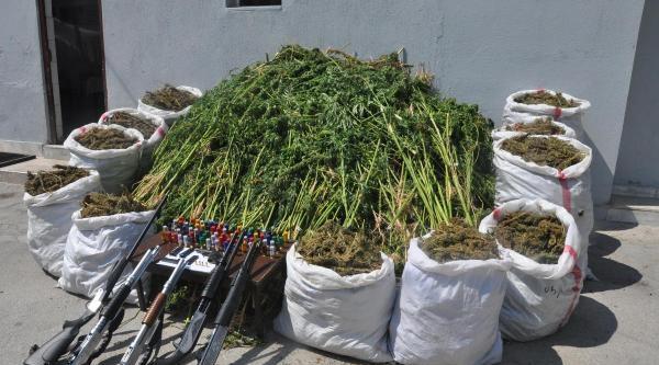 Buldan'da Uyuşturucu Operasyonu: 1 Gözaltı