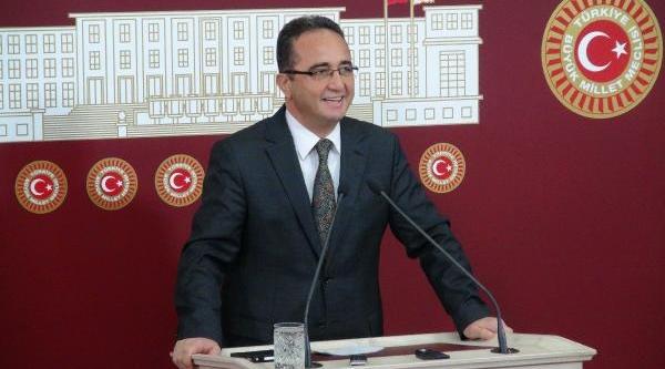Bülent Tezcan : Türkiye Demokrasisi Böylesi Bir Müdahaleye Sessiz Kalamaz