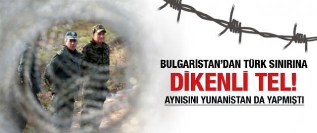 Bulgaristan'dan Türkiye sınırına 30 km'lik şok!