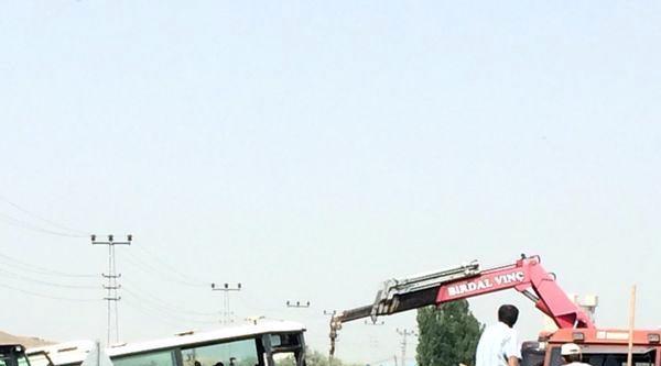 Bünyan'da Kaza: 4 Ölü, 16 Yaralı / Ek Fotoğraflar