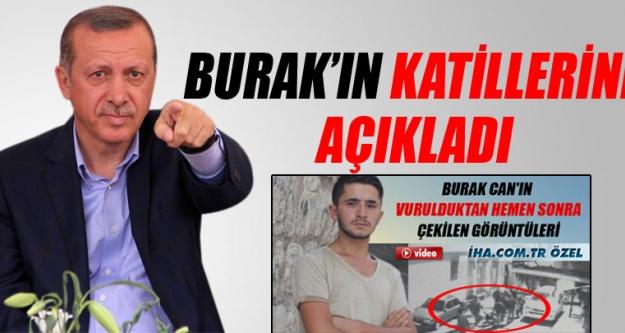 Burak Can Karamanoğlu'nun vurulduktan hemen sonra çekilen görüntüleri ortaya çıktı.