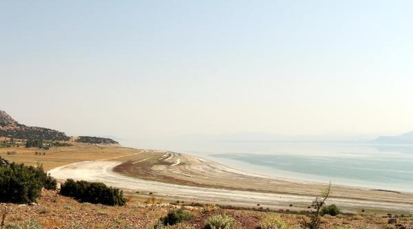 Burdur Gölü İçin 'su Orucu'
