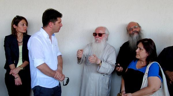 Burdur'da Ayin Yapmak İsteyen Hıristiyanlara Restorasyon Engeli