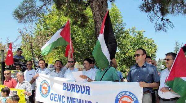 Burdur'da Rabia Eylemi
