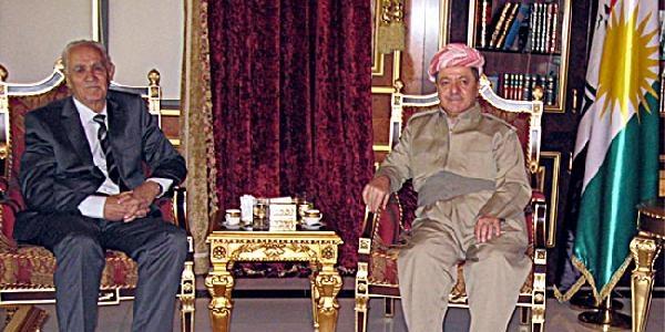 Burkay: Barzani, Erbil'de Pkk Kongresine Izin Vermeyeceğini Söyledi