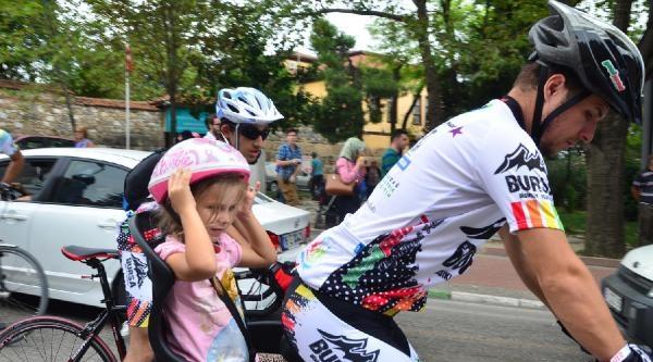 Bursa Bisiklet Festivali Başladı