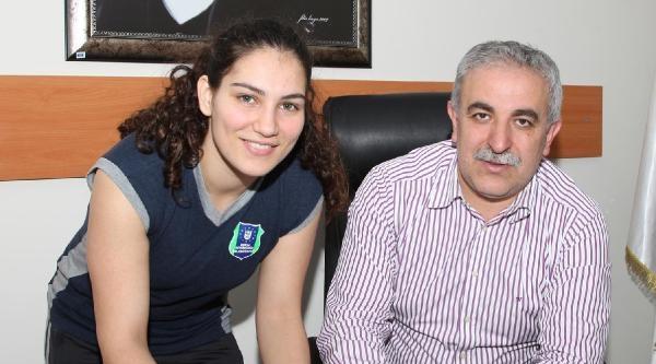 Bursa Büyükşehir Aylin İle Devam Edecek