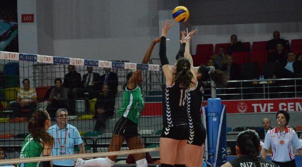 Bursa Büyükşehir Belediyespor-beşiktaş: 3-1