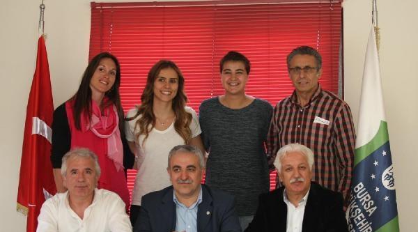 Bursa Büyükşehirspor Filede Güçleniyor
