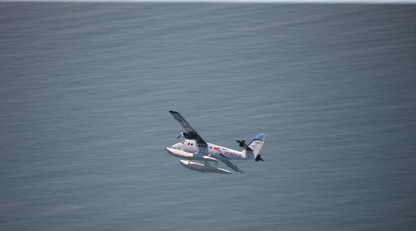 Bursa-izmir Deniz Uçağı Seferleri Başlıyor