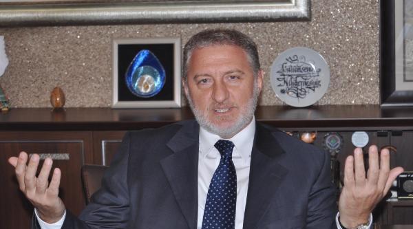 Bursa Metropoliti Lambriniadis: Din Adamları Olarak Gazze İçin Dua Ediyoruz