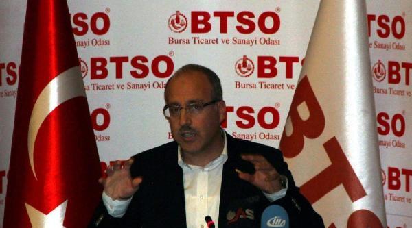 Bursa Sanayi Ve Ticaret Odası'nda 'fişlenme' Tepkisi