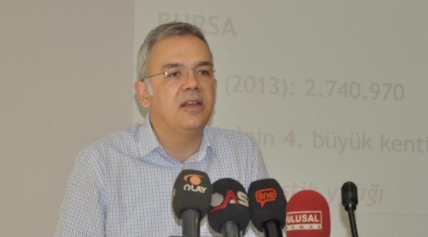 Bursa Tabip Odası Başkanı: 1379 Hasta Yatağına Daha İhtiyaç Var