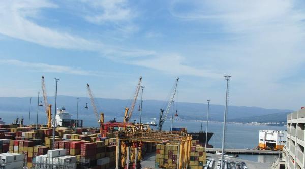 Bursa Temmuz'da İhracatta Üçüncülüğe Geriledi