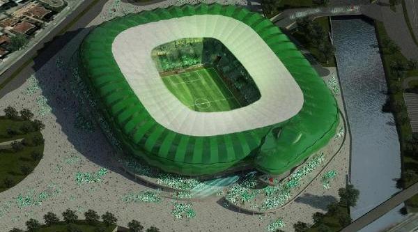 Bursa Timsah Arena'Da Gündem Isi Ve Elektrik