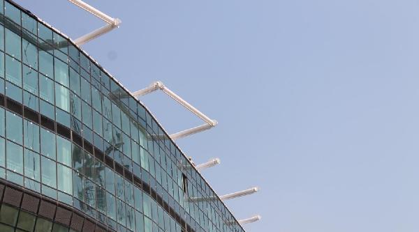 Bursa Timsah Arena'nın Çatisinda 3'üncü Etap Başladı