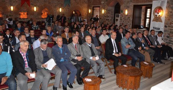 Bursa Tüfad'da Konuşan Bünyamin Gezer: