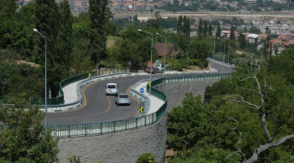 Bursa Valiliği: Uludağ Bağlantı Yolunu Küçük Araçlar Kullanabilecek