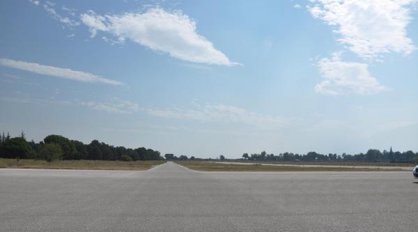 Bursa Yunuseli Havaalanı Yeniden Açılıyor