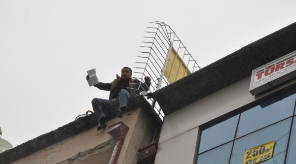 Bursa'da 10'ncu Kez İntihar Şov