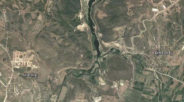 Bursa'da 25 Köyü Su Sağlayan Barajda Kirlilik