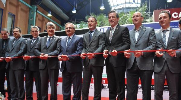 Bursa'da 3 Fuar Birden Açıldı