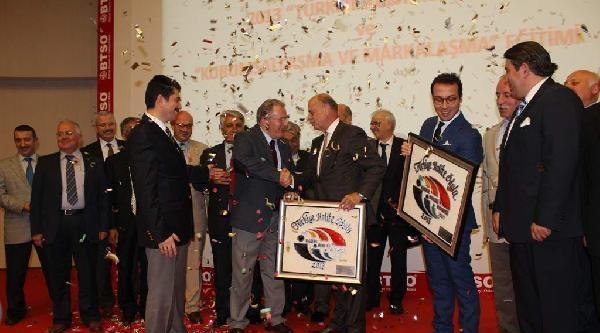 Bursa'da Asırlık Firmalara Kalite Ödülü