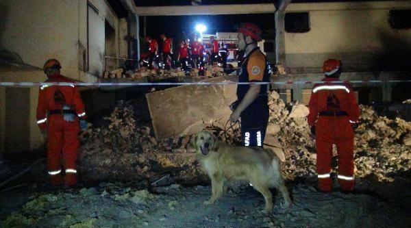 Bursa'da Deprem Tatbikatı