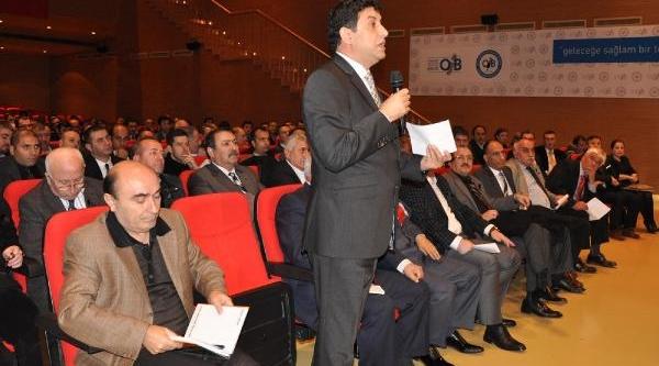 Bursa'Da Dershaneciler Kapatilmaya Karşi