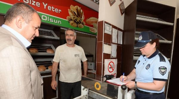 Bursa'da Fırınlara Ramazan Denetemi