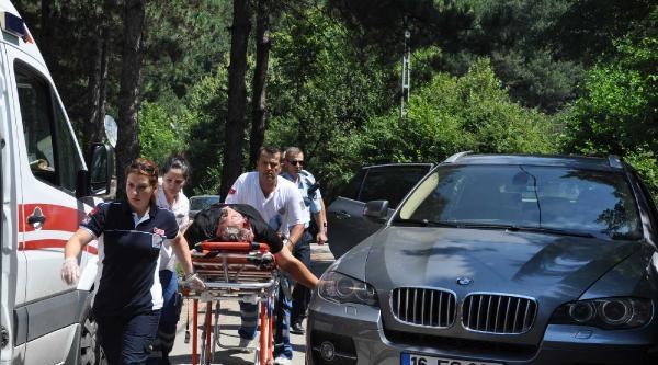 Bursa'da İntihar Eden Müteahhit Toprağa Verildi