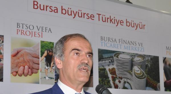 Bursa'da İpekyolu Ticaret Merkezi Yeniden Canlandırılacak