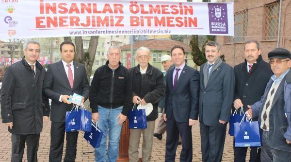 Bursa'da Karbonmonoksit Alarm Cihazı Dağıtılacak