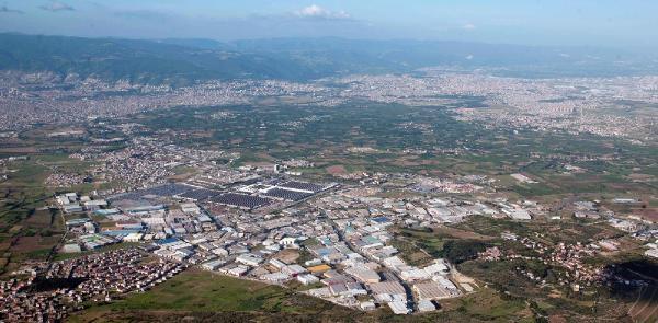Bursa'da Kömürlü Termik Santrale Çevreci Tepkisi
