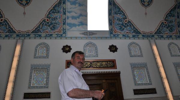 Bursa'da Kubbesi Açılır Cami