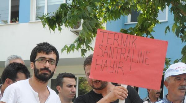 Bursa'da Kurulacak Termik Santrale 24 Saat Online Takip (2)