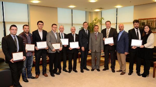 Bursa'da Kuyumculara 'pırlanta' Eğitimi