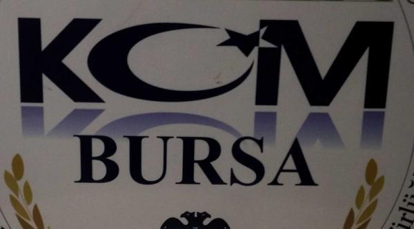 Bursa'da Metamfetamin Operasyonu