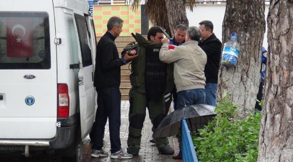 Bursa'da Okulda Bomba Paniği