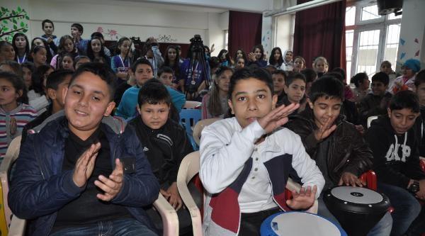 Bursa'da Okulda Şenlik Var