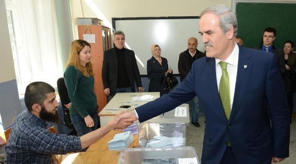 Bursa'da Seçimi Ak Parti Adayı Recep Altepe İkinci Kez Kazandı