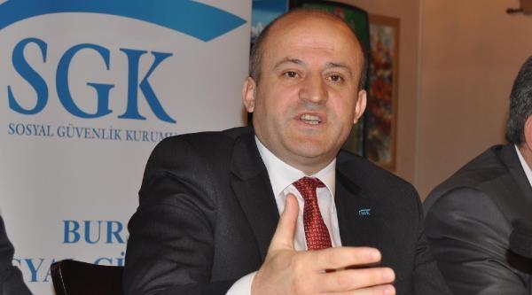 Bursa'da Sgk'dan 137 Kişiye Emeklilik Müjdesi
