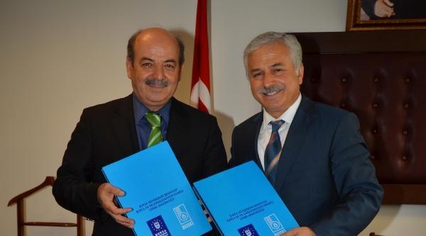 Bursa'da Su Deposundan Elektrik Üretilecek