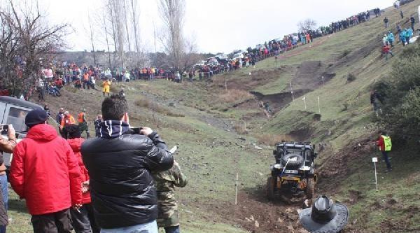 Bursa'da Tosfed Trial Kupası Nefes Kesti
