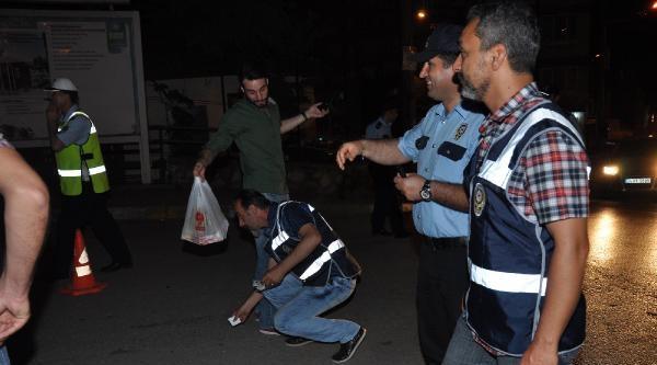 Bursa'da Uyuşturucu İle Mücadele Kapsamında Denetim